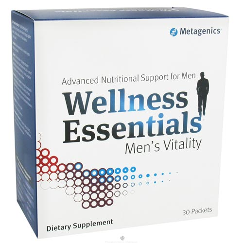 Wellness Essential Vitality (Men)